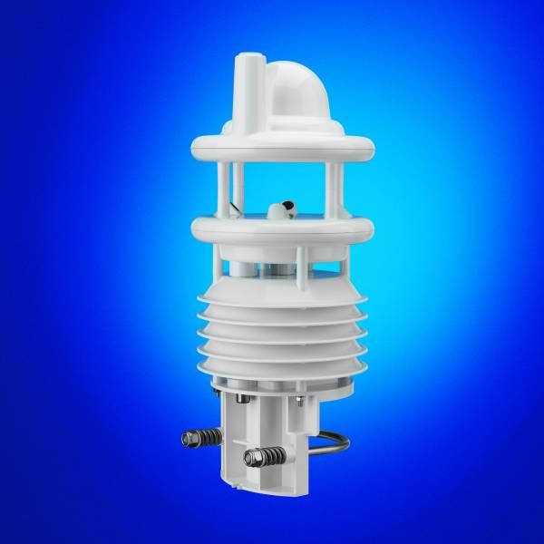 WS800 Wettersensor für Temperatur, relt. Feuchte, Luftdruck, Wind, Niederschlag