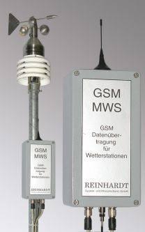 GSM-MWS Modul