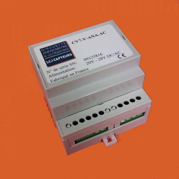 Kombinierter Ultraschallwindsensor CV7