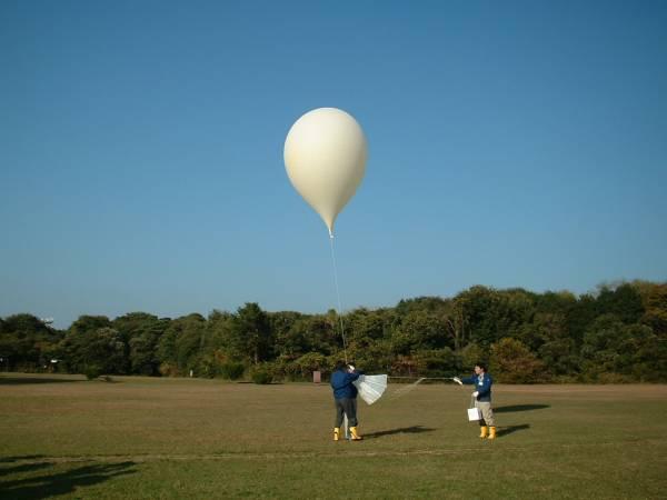 KKS Cosmoprene Radiosondenballone