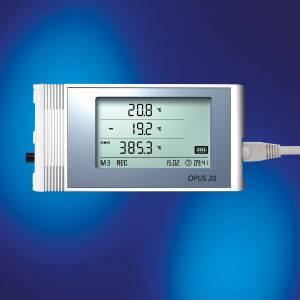 OPUS20E für externe Sensoren