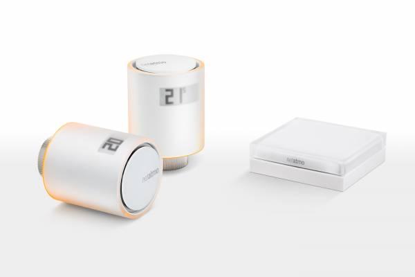 Netatmo Heizkörper-Thermostat