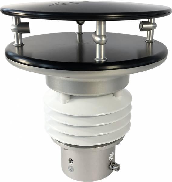 u[sonic]W6 Wettersensor für Lufttemperatur, Luftfeuchte, Wind, Luftdruck