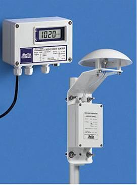 Elektronischer Luftdrucksensor mit extener Messstelle