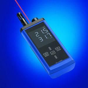 Handmessgerät XC250 Pyrometer Hochtemperaur -Luftfeuchte