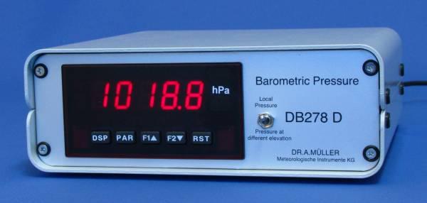 Digital Brometer DB278D