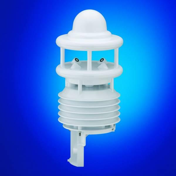 WS600 Wettersensor für Lufttemperatur, Luftfeuchte,Niederschlag, Wind und Luftdruck